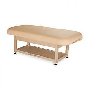 Serenity™ Flat Spa Treatment Table Shelf Base