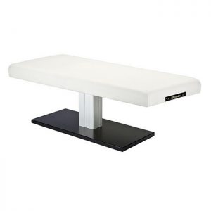 Everest Spa Single Pedestal Electric Lift Table