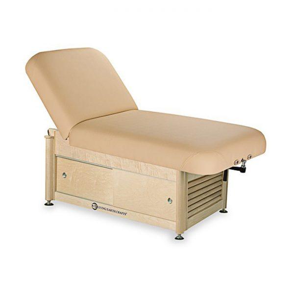 Napa Facial Spa Treatment Table Cabinet Base w/ PowerAssist™