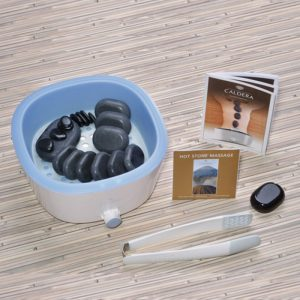 CALDERA® Hot Stone Home Set