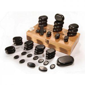 64 Piece Stone Massage Set