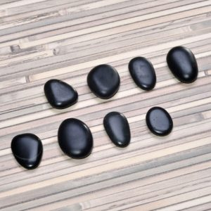 Hot Stone Toe Stone Set