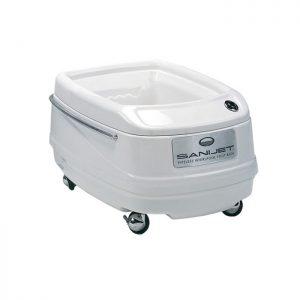 SaniJet Pipeless™ Foot Bath