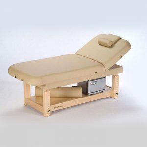 Stationary Face & Body Treatment Table