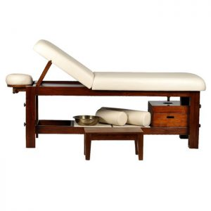 Shirodhara Massage Bed