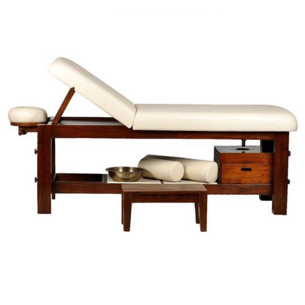 Shirodhara Massage Bed