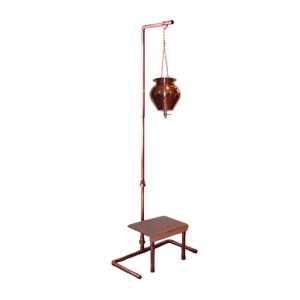 Shirodhara Copper Stand