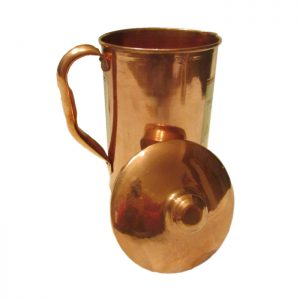 Shirodhara Copper Pitcher