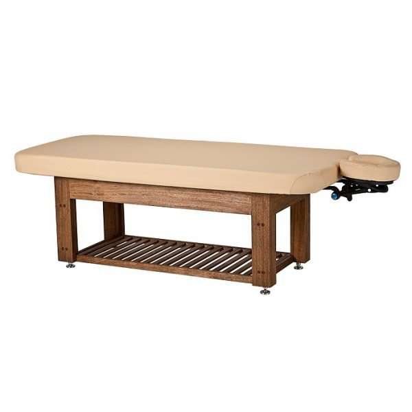Napa La Mer™ Spa and Salon Table Teak Base