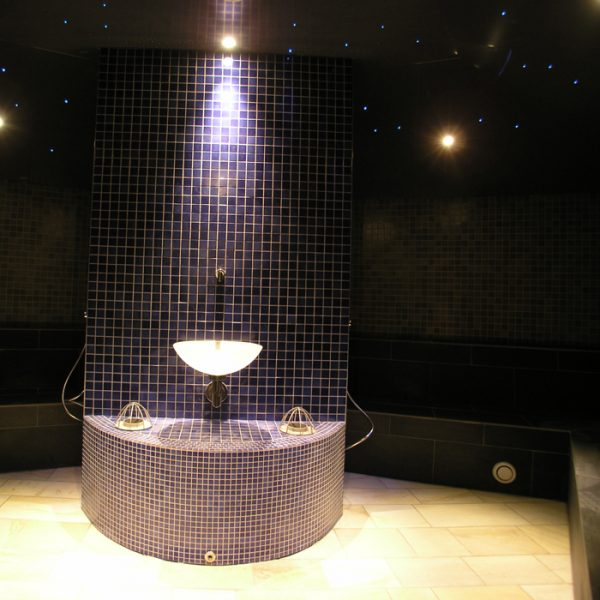 Aroma Steam Bath