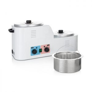 Twin Basin Wax Warmer